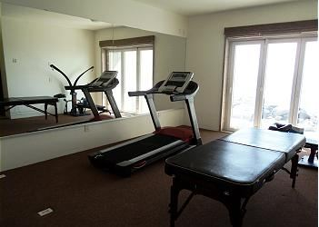 GYM - Area Located  ( Outside Double Queen Suite (2)